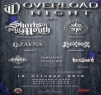 Overload Guitars Night live - vol 2