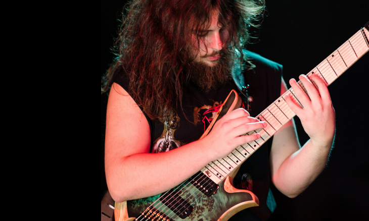 Leonardo Bellavista joins the OVERLOAD GUITARS Artist Family